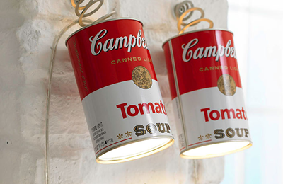 Ingo Maurer Canned Light