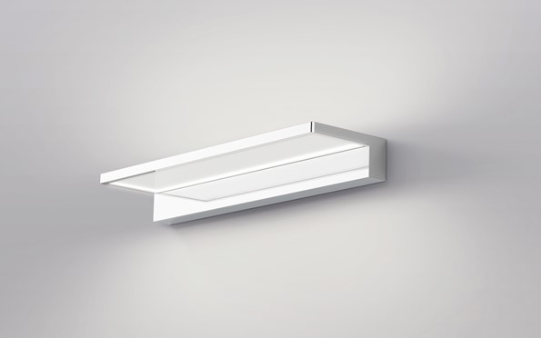 Neu in unserem Showroom: Serien Lighting superflache LED Wandleuchte CRIB
